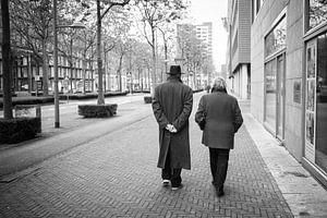 Zondagse wandeling in Céramique, Maastricht