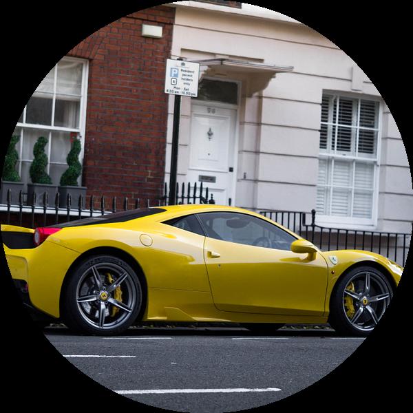 Ferrari 458 Speciale van joost prins