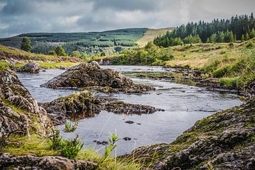 Schottich river van Freddy Hoevers
