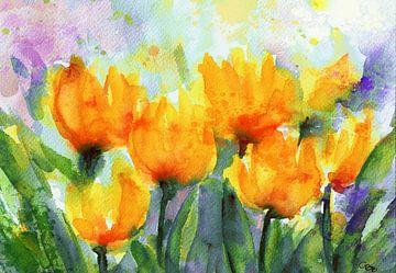 Tulpenfeuer von christine b-b müller