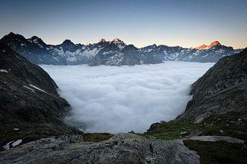 Über den Wolken von Rudy De Maeyer