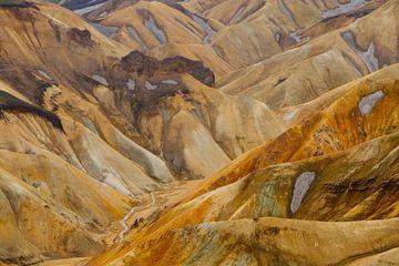 Land manalaugar Abstraktion von Sam Mannaerts Natuurfotografie