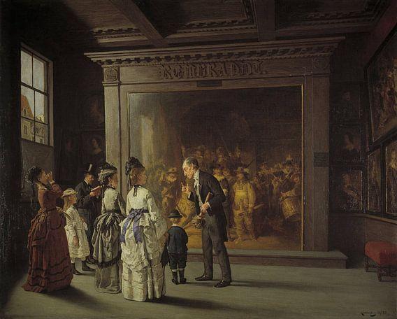 Trippenhuis, August Jernberg