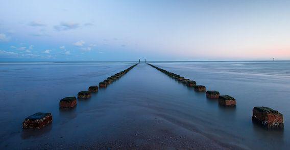Zee en Lucht van Oscar Limahelu