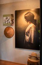 Photo de nos clients: Alone sur Marja van den Hurk, sur alu-dibond