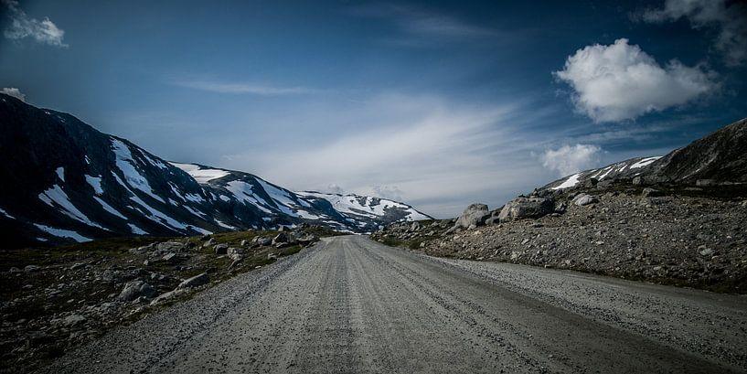 Road to nowhere van Martin Noteboom