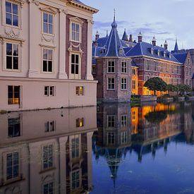 Binnenhof Den Haag von Patrick Lohmüller