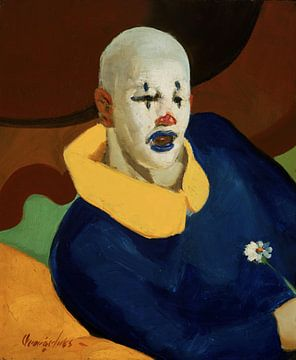 Ein Clown, 1929 von Atelier Liesjes