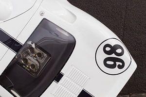 Ford GT40 - 6 Stunden von Spa Francorchamps von Maurice van den Tillaard