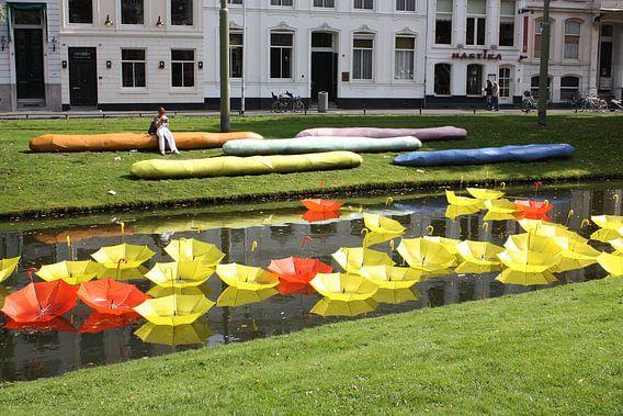 Umbrellas van Paul Optenkamp
