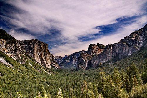 Yosemite Valley von Henk Langerak
