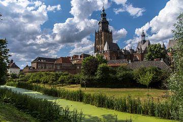 Sint Walburgiskerk Zutphen van Marcel Timmer