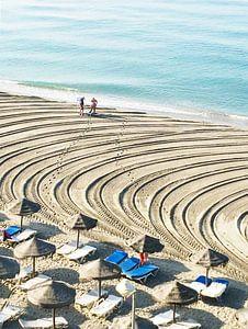 Spaanse kust van Marlies Laenen