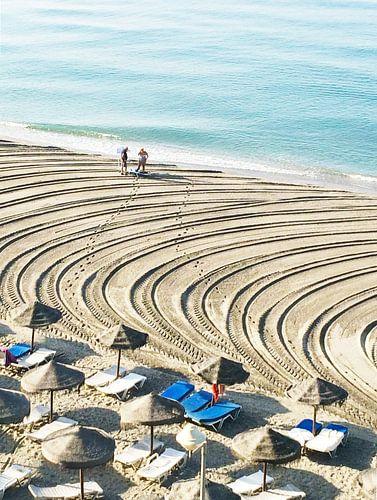 Spaanse kust von Marlies Laenen