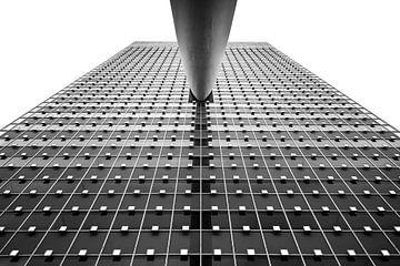 KPN Toren Rotterdam von Ferry Passchier