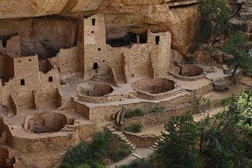 Cliff Palace Mesa Verde van Christiane Schulze