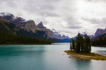 Meer in Canada von Irene de Moree