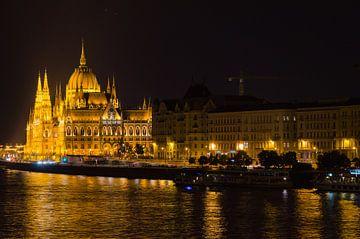 Hongaars Parlement von Dylan Nieuwland