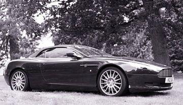Aston Martin Vantage Cabriolet sportscar von Atelier Liesjes