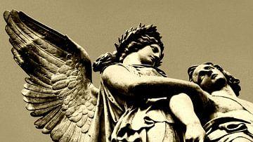 Aartsengel Uriel (Archangel Uriel) van Roelof Broekman