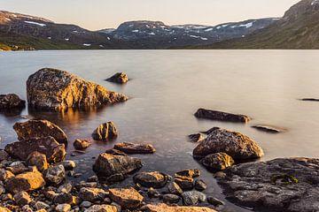 De Stavatn - Telemark en Hordaland van Wouter Loeve
