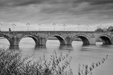 Sint Servaas Brücke von Mark Bolijn