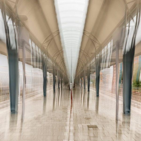 Station Den Bosch van Frank Geraedts