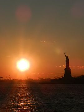 Vrijheidsbeeld, NY City van