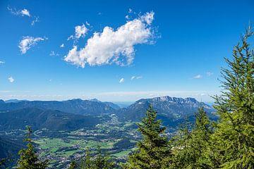 Blick vom Berg Jenner von Rico Ködder