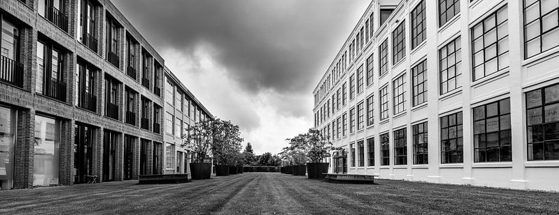 Tricot fabriek  van Davy Sleijster