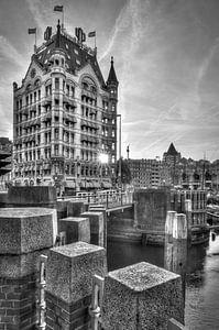 Witte Huis in de Oude Haven van Rotterdam