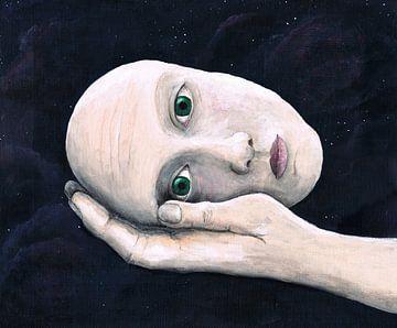 Wakende muze van Bianca Wisseloo