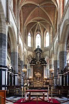 Gent St. Jacobskerk van Rijk van de Kaa