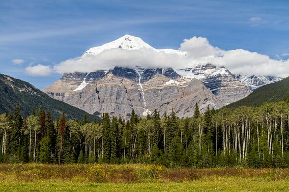 Mount Robson -  Mount Robson Provincial Park