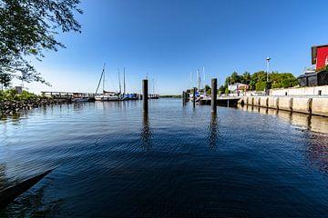 Segelurlaub - Hafen Puddemin auf Rügen von GH Foto & Artdesign
