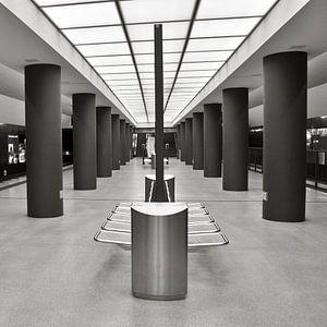 Underground Station Berlin - Brandenburg Gate