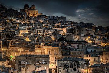 Agira I Sicilie van Mario Calma