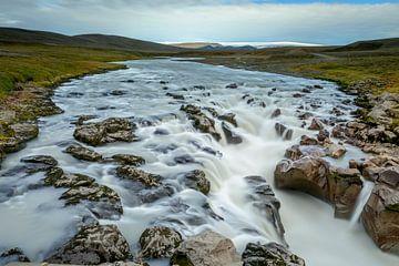 Nabij Kerlingarfjöll, IJsland van Frank Laurens