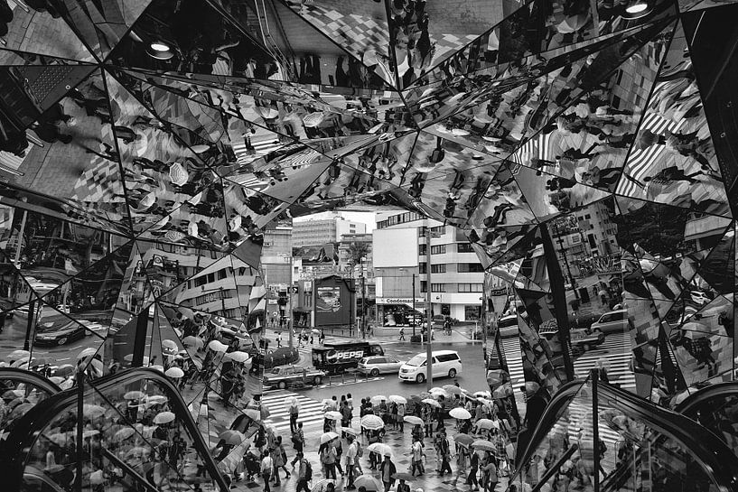 Tokyo Chaos van Michèle Huge