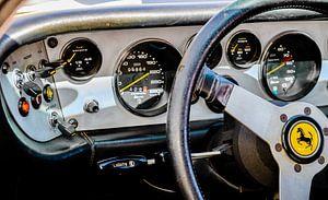 Ferrari 308 GT4 Dino dashboard
