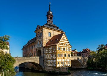 Stadhuis van Bamberg, Duitsland van Adelheid Smitt