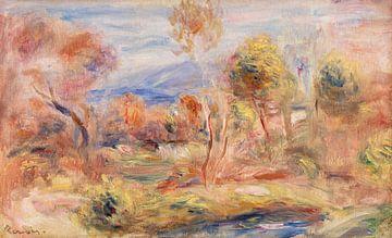 Rosa; Renoir, Lichtung (Clairière) (1909)