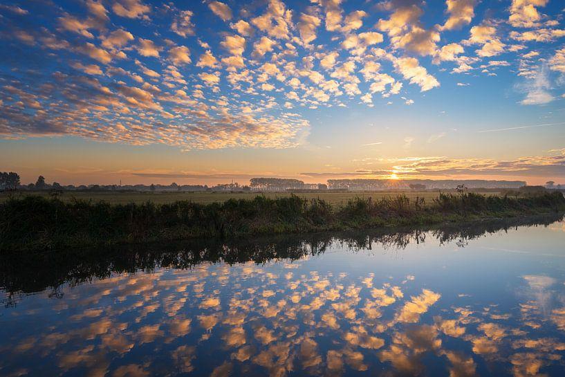 Rhenen 8:00 AM van Sander Peters Fotografie