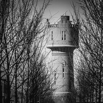 Wasserturm - Den Helder von Bertil van Beek
