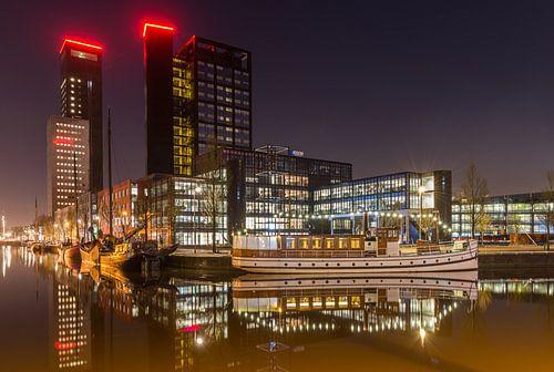 Westersingel Skyline Leeuwarden