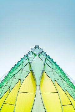 Architectuur in kleur van