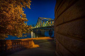 Treppe zur Glienicker Brücke sur Sabine Wagner