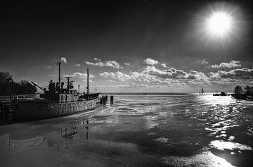 Hafen Hoorn von Johanna Blankenstein