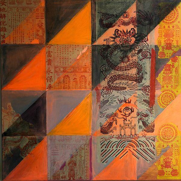 Dragon van Inge Buddingh