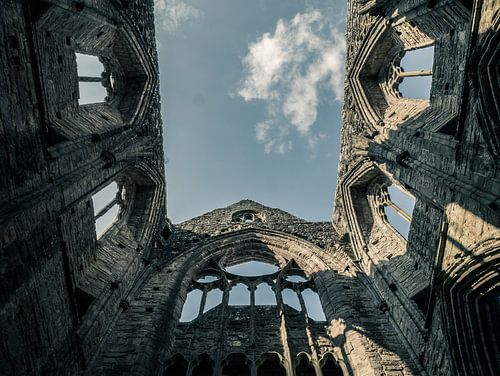 Abdij Ruine, Wales van